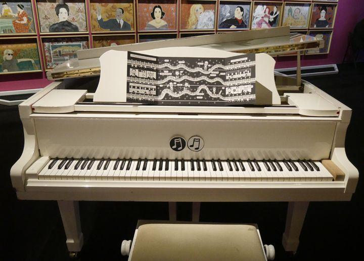 Le piano oriental d'Abdallah Chahine  (Annie Yanbékian / Culturebox)