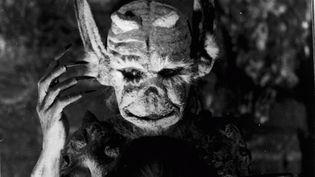 """Le diable au sabbat de """"Haxan - La Sorcellerie à travers les âges"""" de Benjamin Christensen (1922). (POTEMKINE FILMS)"""