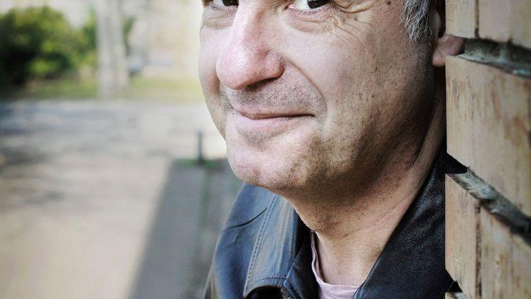 L'écrivain Jean-Philippe Blondel (@Marc Melki)