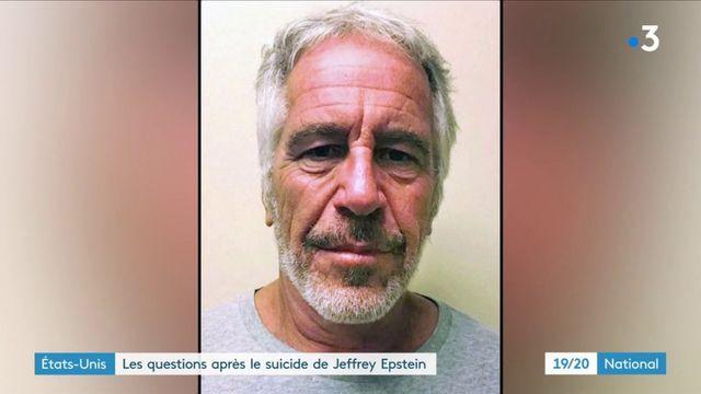 États-Unis : questions après le suicide de Jeffrey Epstein dans sa cellule