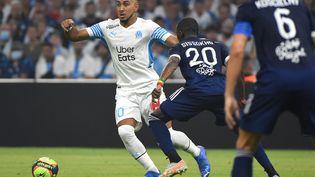 Payet a marqué le deuxième but marseillais face à Bordeaux. (SYLVAIN THOMAS / AFP)