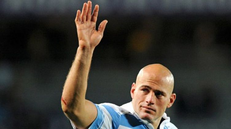 L'Argentin Felipe Contepomi