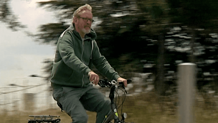 """Vélo Va"" Dick Annegarn  (France 3)"