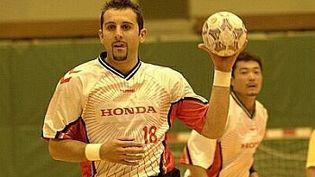 Stéphane Stoecklin, a porté les couleurs du club japonais de Honda Suzuka de 1998 à 2003. (DR)