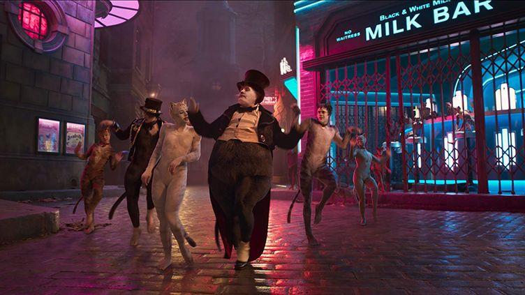 """Cats"" de Tom Hooper. (Universal Pictures International France)"
