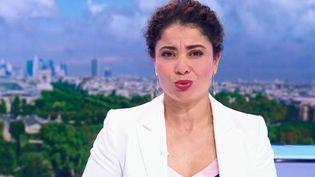 Nabila Tabouri (France 2)