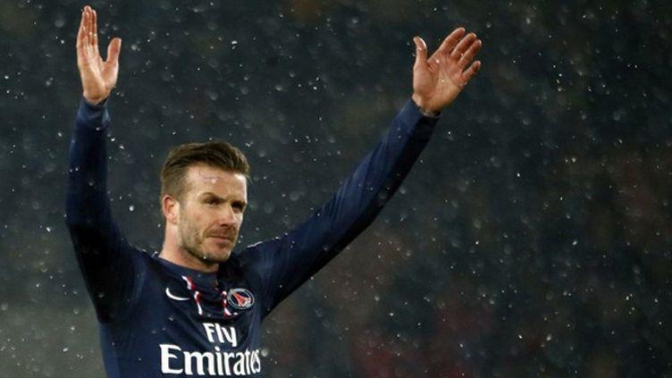 David Beckham (Paris SG)