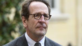 Gilles Le Gendre, le 29 avril 2019 à Paris (BERTRAND GUAY / AFP)