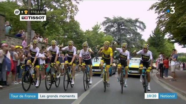 Tour de France : les grands moments de l'édition 2018