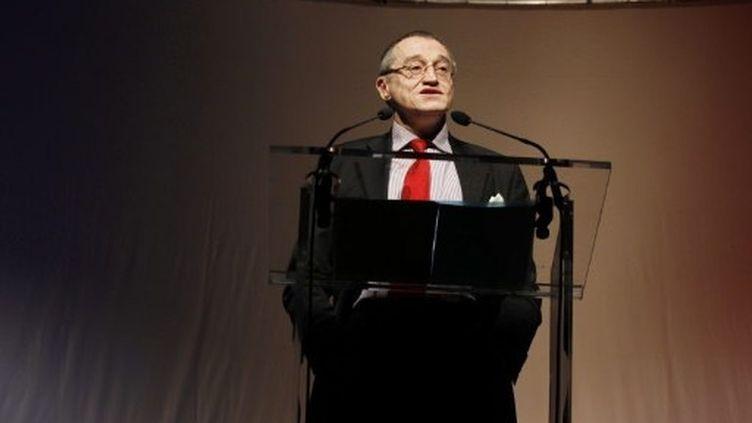 Paul-Marie Couteaux: un gaulliste au FN (Franco AFP)