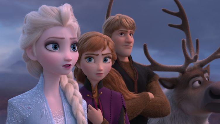 """La Reine des neiges II"" de Jennifer Lee et Chris Buck. (DISNEY)"