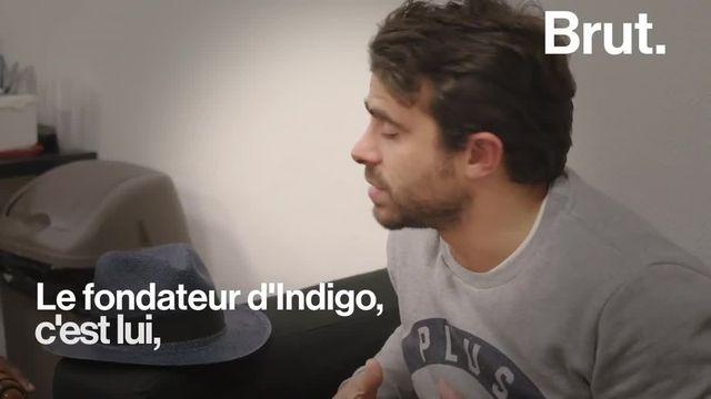 Récemment créé par Stéphane de Freitas, le réseau social Indigo exclut les échanges d'argent au profit d'un système plus juste.