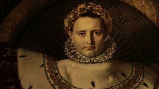 En mai 2021, cela fera 200 ans que Napoléon Bonaparte est mort. Aujourd'hui, il continue de déchaîner les passions. (CAPTURE ECRAN FRANCE 2)