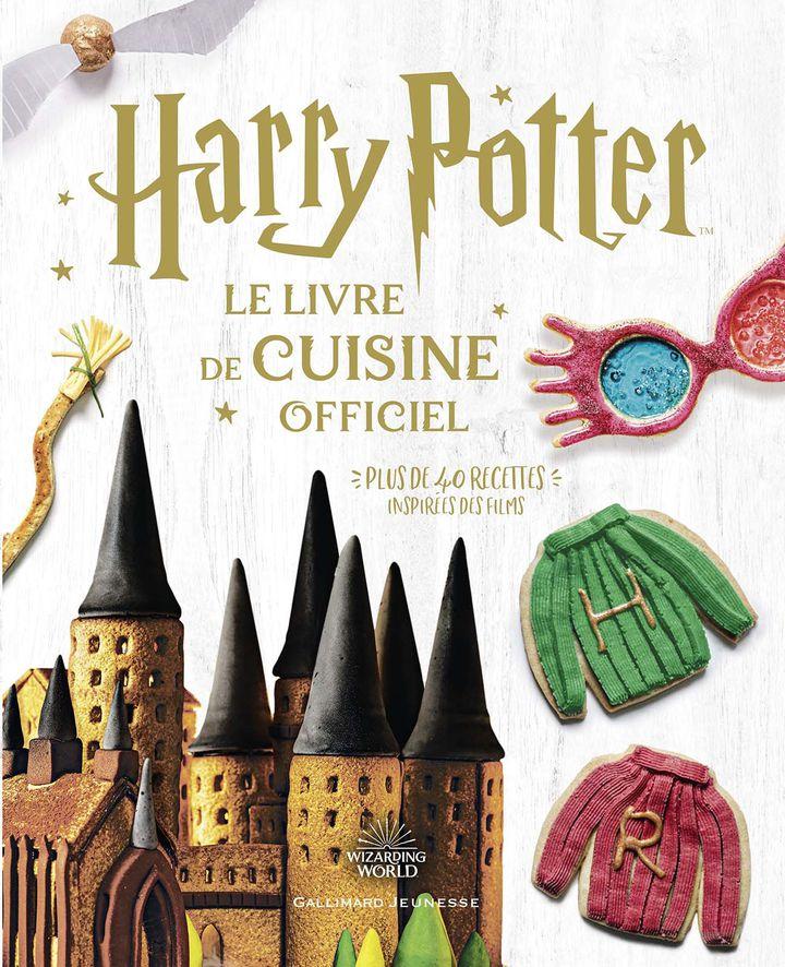 """""""Harry Potter"""", le livre de cuisine officiel"""" (GALLIMARD JEUNESSE)"""
