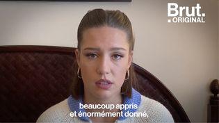VIDEO. Adèle Exarchopoulos raconte les moments qui ont changé sa vie (BRUT)
