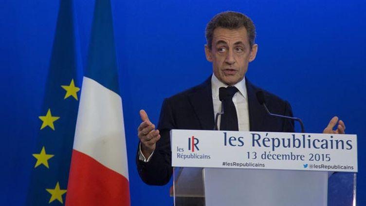 (Nicolas Sarkozy votera la réforme constitutionelle sous conditions © maxPPP)