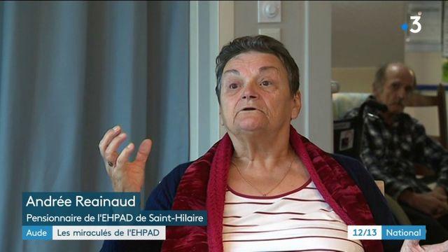Inondations ans l'Aude : 50 retraités d'un EHPAD ont échappé aux eaux