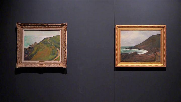 Une trentaine d'artistesde la mouvance impressionniste exposés au musée de Cherbourg (France 3 Normandie)