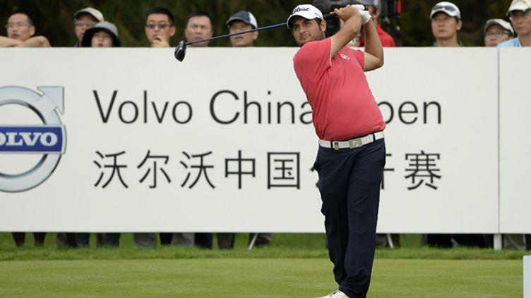 Alexander Levy nouvelle révélation du golf français (PAUL LAKATOS / ONEASIA)