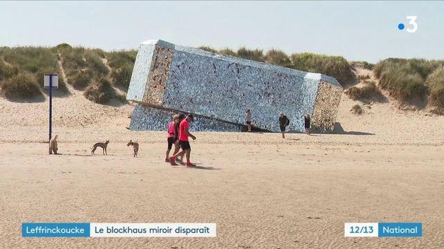 Nord : le blockhaus miroir de Leffrinckoucke sur le déclin