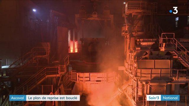 Nord : le plan de reprise de l'aciérie Ascoval en bonne voie