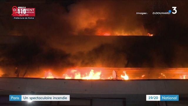 Paris : un barbecue sur un balcon aurait provoqué l'incendie du 19e arrondissement