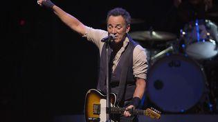 Bruce Springsteen sur scène àPerth en Australie le 22 janvier 2017. (EB1/WENN.COM/SIPA / SIPA USA)