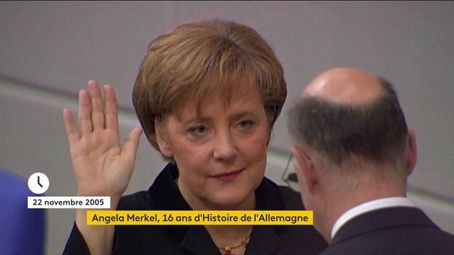 Allemagne : que faut-il retenir des seize ans d'Angela Merkel au pouvoir ?