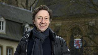 Stéphane Bern en février 2017.  (JOHN THYS / AFP)