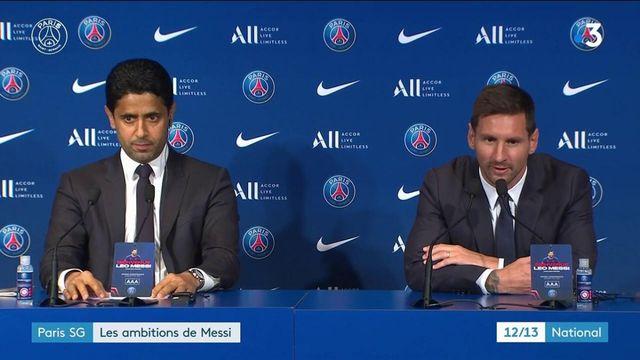 PSG : Lionel Messi, l'espoir de Paris