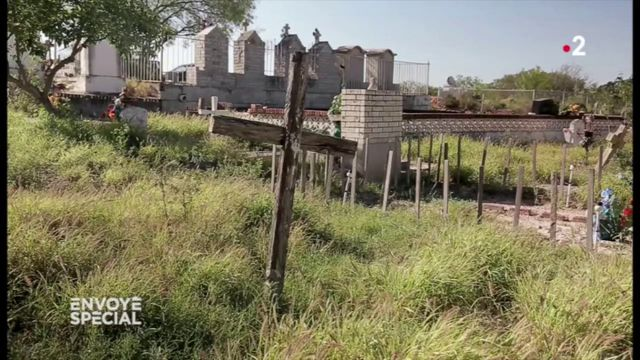 Envoyé spécial. Ceux qui redonnent un nom aux migrants disparus entre le Mexique et les Etats-Unis