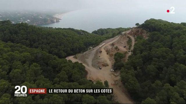Espagne : le retour du béton sur les côtes méditerranéennes