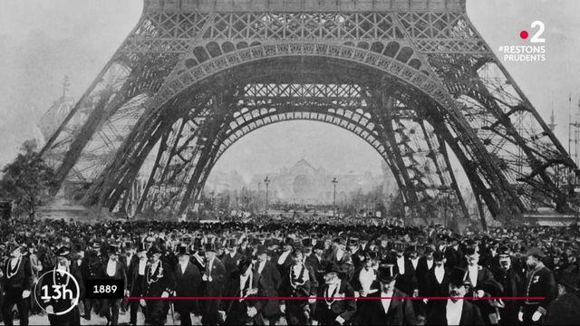 Tour Eiffel : l'histoire d'un monument mythique