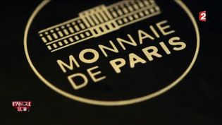 Monnaie de paris  (CAPTURE ECRAN FRANCE 2)