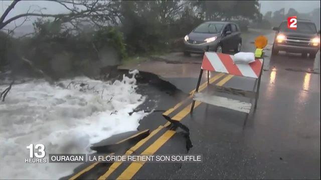 La Floride craint le passage de l'ouragan Hermine