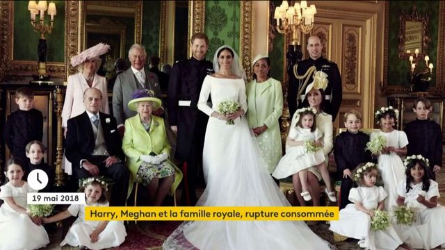 Meghan et Harry: la rupture est consommée avec la famille royale