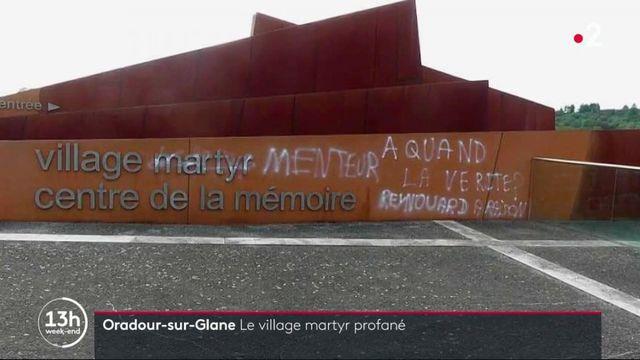 Oradour-sur-Glane : le village martyr profané