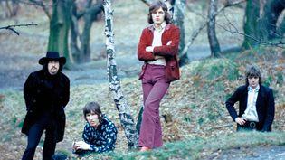 Pink Floyd en 1968  (Storm Thorgerson )
