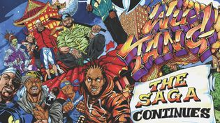 """La pochette de """"Wu-Tang : The Saga Continues"""" reprend l'imagerie du groupe mythique. (Wu-Tang Corp./36 Chambers ALC)"""