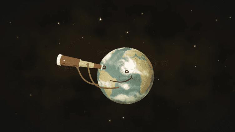 """La Nasa a lancé un site collaboratif pour tenter de localiser une hypothétique """"neuvième planète"""" dans le système solaire, mercredi 15 février 2017. (NASA GODDARD / YOUTUBE)"""