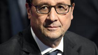 François Hollande doit annoncer dans les jours à venir s'il est ou non candidat à la primaire de la gauche (LIONEL BONAVENTURE / POOL)