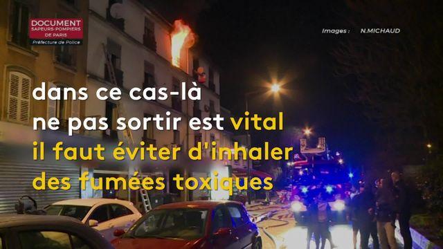 Incendies : comment réagir face au feu ?