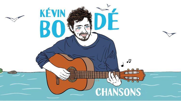 Le chanteur normand Kevin Bodé a remporté le concours de la meilleure chanson du confinement (Camille Skrzynski)