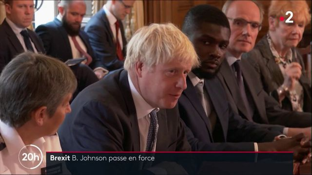 Brexit : Boris Johnson suspend le Parlement pour passer en force