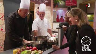 Salon culinaire des Outre-mer (France 2)