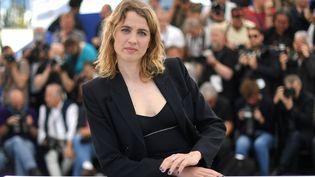 L'actrice Adèle Haenel lors du festival de Cannes (Alpes-Maritimes), le 20 mai 2019. (LOIC VENANCE / AFP)