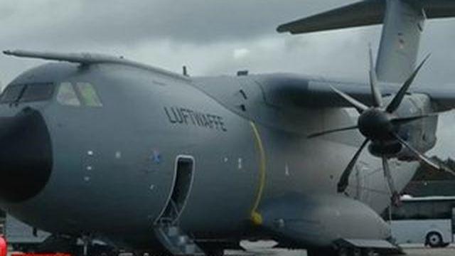Crash d'un Airbus A400 M : retour sur le fleuron militaire européen en pleine tourmente