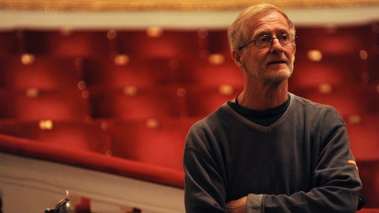Le chorégraphe suédois Mats Ek fait ses adieux à la danse après 50 ans de carrière  (Vladimir Vyatkin / RIA Novosti / AFP)