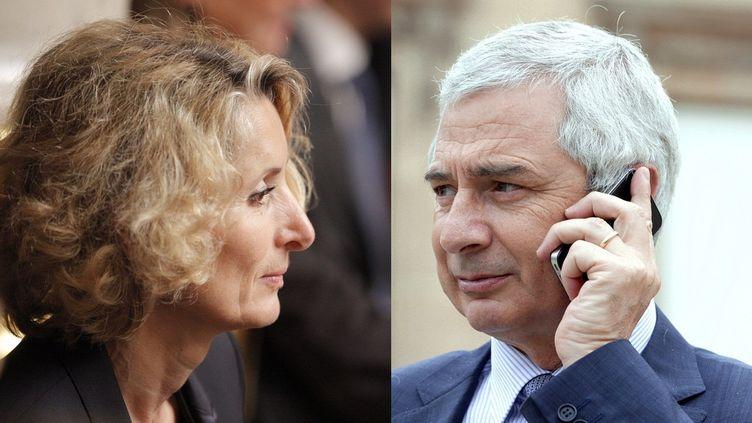 Véronique Bartolone est membre du cabinet de son mari, Claude Bartolone, le président de l'Assemblée nationale. (OLIVIER CORSAN / MAXPPP)