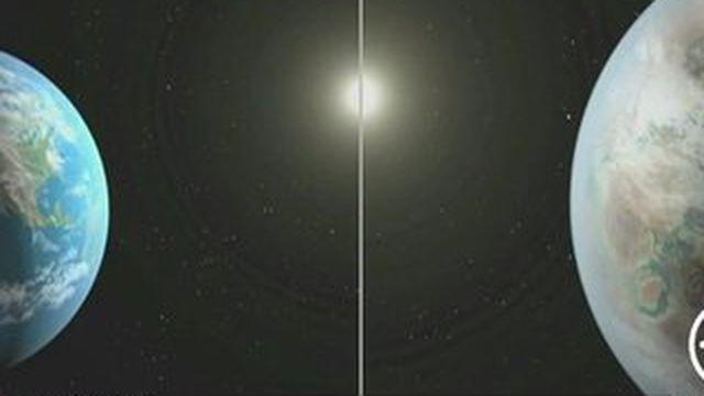 """Une planète """"soeur"""" de la Terre découverte par la NASA"""